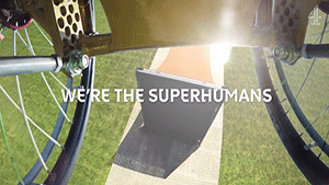 We're The Superhumans - Rio 2016 Paralympics