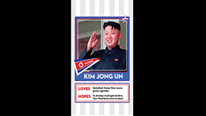 """The Economist on Snapchat Discover: """"How Afraid Should You Be Of North Korea?"""""""