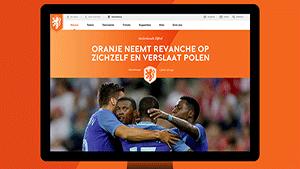 KNVB Online United Platform