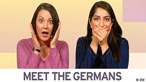 Meet the Germans with Kate