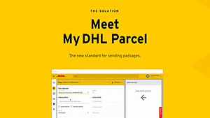 My DHL Parcel: The New Standard For Shipping